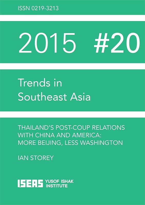 Thailand's Post-Coup Relations with China and America: More Beijing, Less Washington