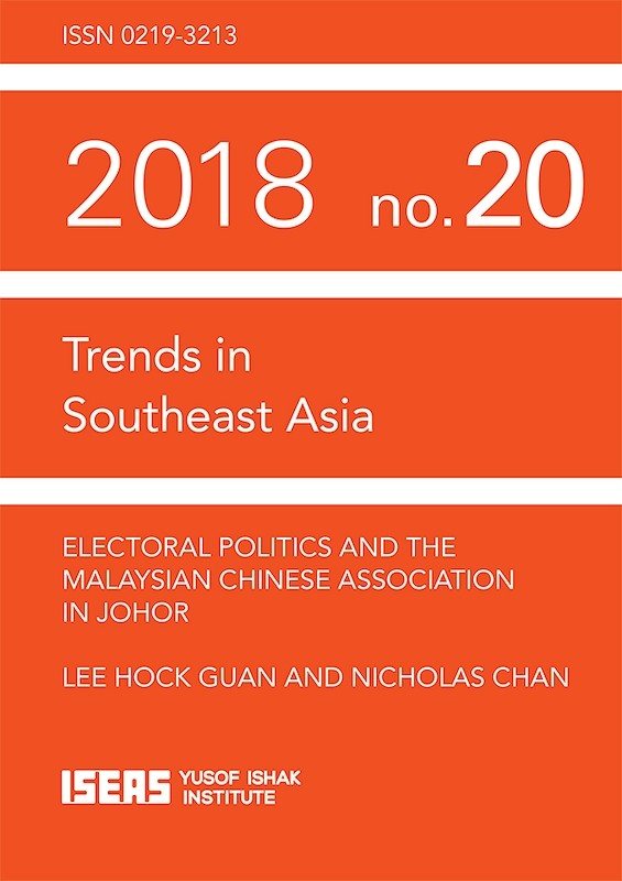 Electoral Politics and the Malaysian Chinese Association in Johor