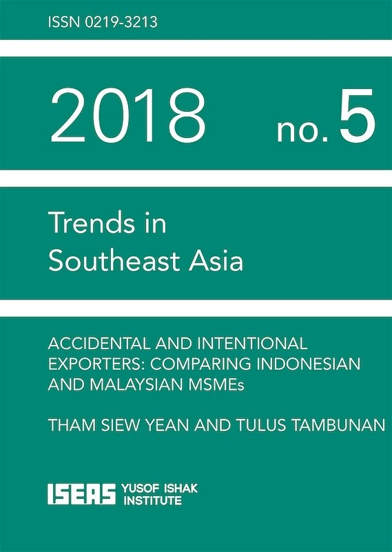 Accidental and Intentional Exporters: Comparing Indonesian and Malaysian MSMEs