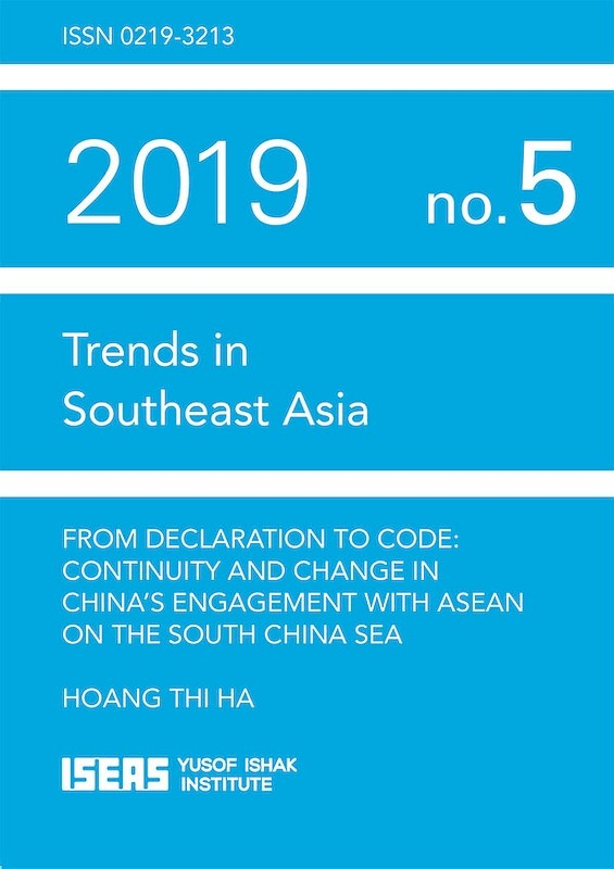 From Declaration to Code: Continuity and Change in China's Engagement with ASEAN on the South China Sea