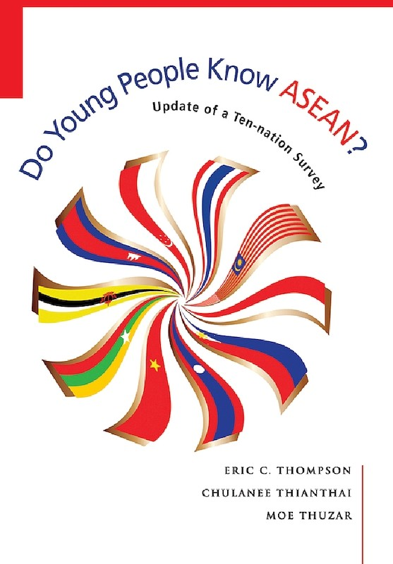 Do Young People Know ASEAN? Update of a Ten-nation Survey book cover