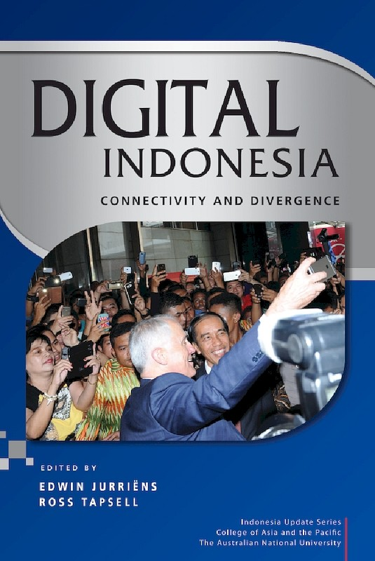 Digital Indonesia: Connectivity and Divergence book cover
