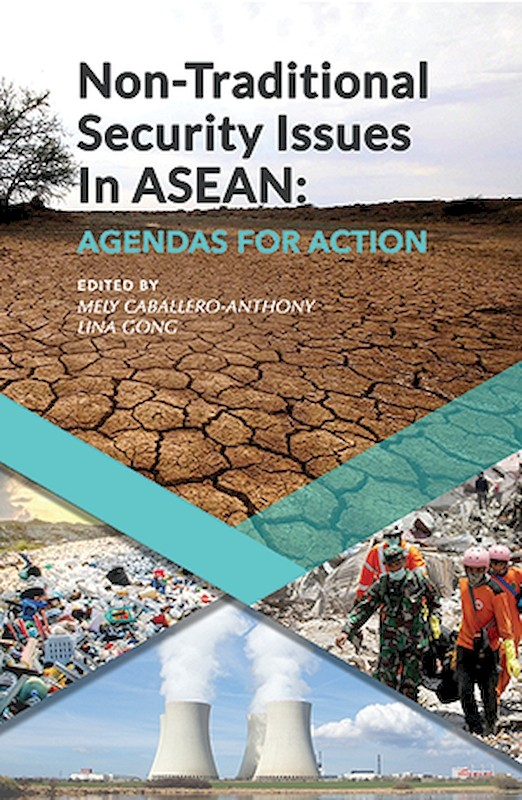 Non-Traditional Security Issues in ASEAN: Agendas for Action book cover