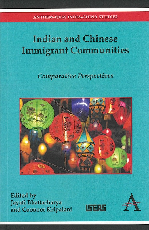 Indian and Chinese Immigrant Communities: Comparative Perspectives book cover