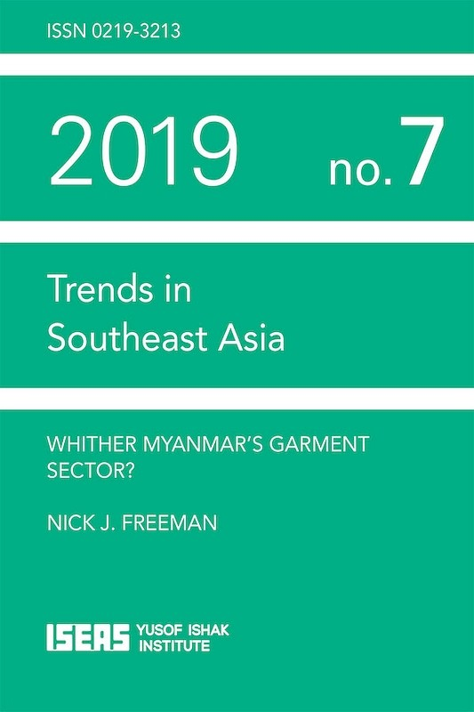 Whither Myanmar's Garment Sector? book cover